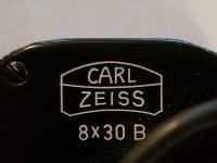 Number serial list binocular zeiss VINTAGE CARL