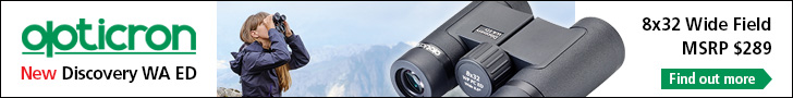Opticron - NEW Discovery WA ED. Find out more.