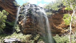 Wentworth Falls Wide